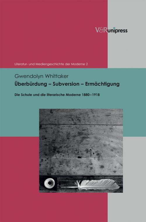Überbürdung – Subversion – Ermächtigung cover