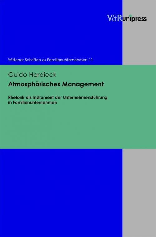 Atmosphärisches Management cover