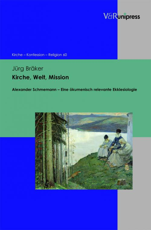 Kirche, Welt, Mission cover