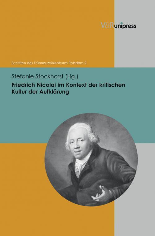 Friedrich Nicolai im Kontext der kritischen Kultur der Aufklärung cover