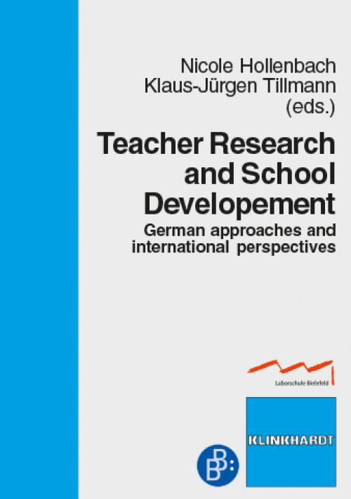 Teacher Research and School Development cover