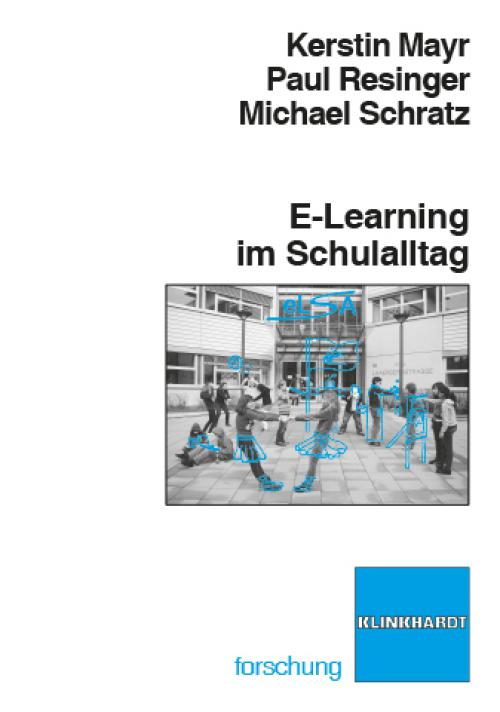 E-Learning im Schulalltag cover