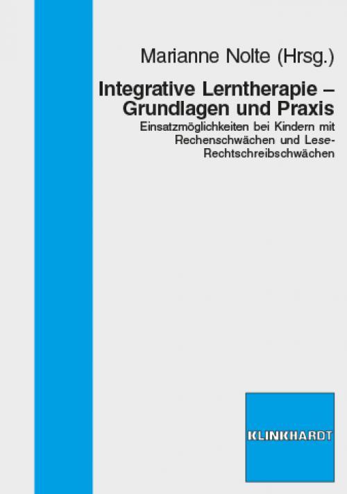 Nolte, Lerntherapie cover