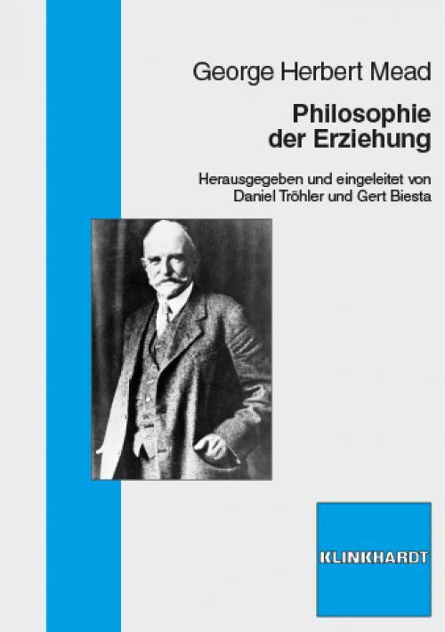 Philosophie der Erziehung cover