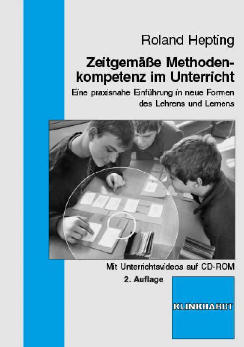 Zeitgemäße Methodenkompetenz im Unterricht cover