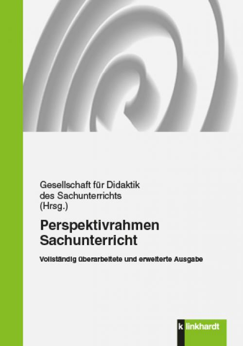 Perspektivrahmen Sachunterricht cover