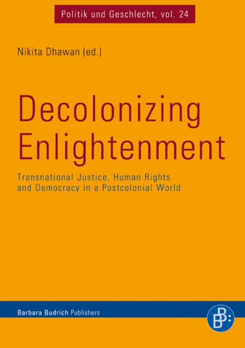Decolonizing Enlightenment cover