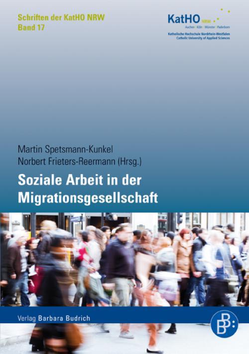 Soziale Arbeit in der Migrationsgesellschaft cover