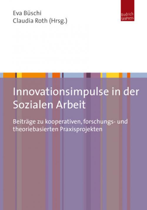 Innovationsimpulse in der Sozialen Arbeit cover