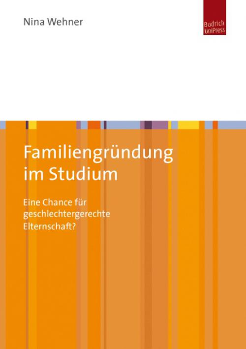 Familiengründung im Studium cover