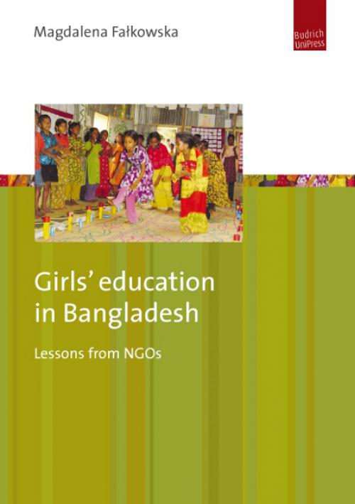 Girls' education in Bangladesh cover