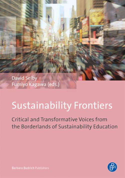 Sustainability frontiers cover
