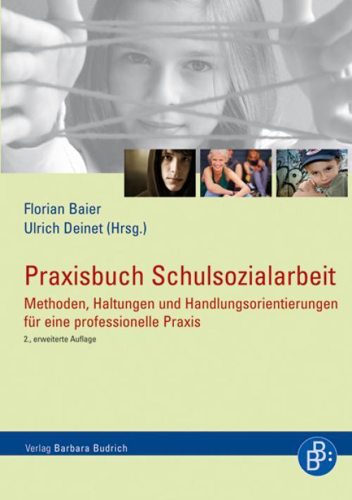 Praxisbuch Schulsozialarbeit cover