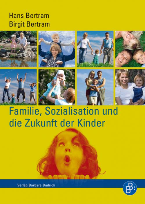 Familie, Sozialisation und die Zukunft der Kinder cover