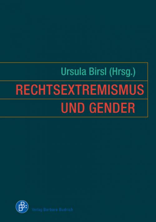 Rechtsextremismus und Gender cover