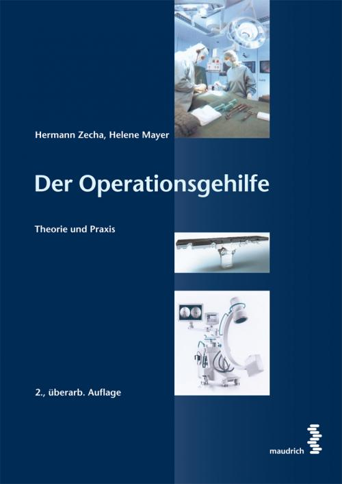 Der Operationsgehilfe cover
