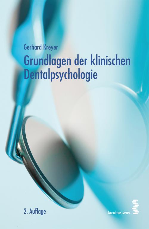 Grundlagen der klinischen Dentalpsychologie cover