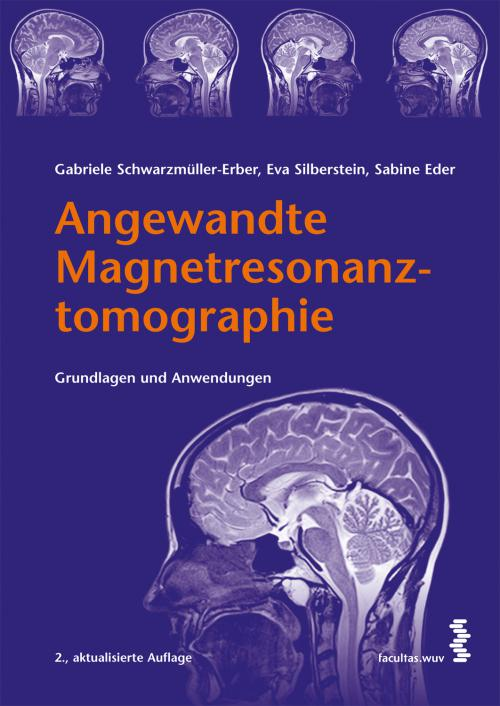 Angewandte Magnetresonanztomographie cover