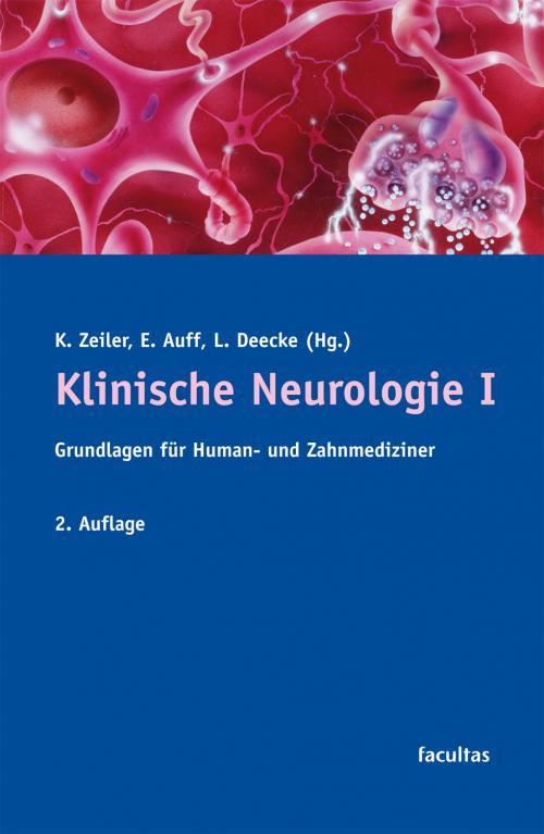 Klinische Neurologie I cover