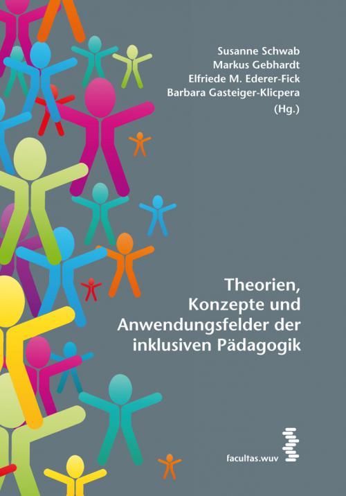 Theorien, Konzepte und Anwendungsfelder der inklusiven Pädagogik cover
