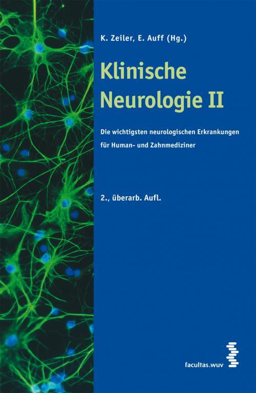 Klinische Neurologie II cover