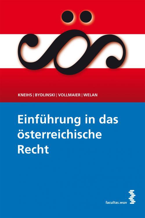 Einführung in das österreichische Recht cover