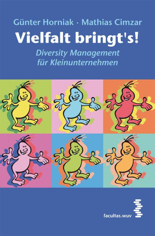 Vielfalt bringt's! cover