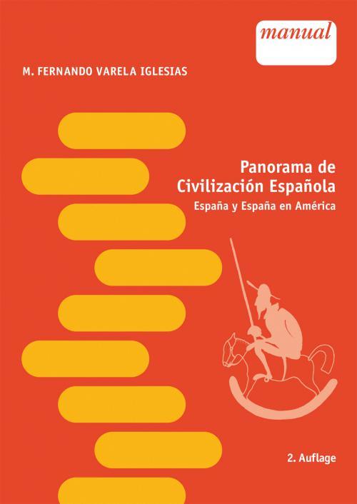 Panorama de Civilización Española cover