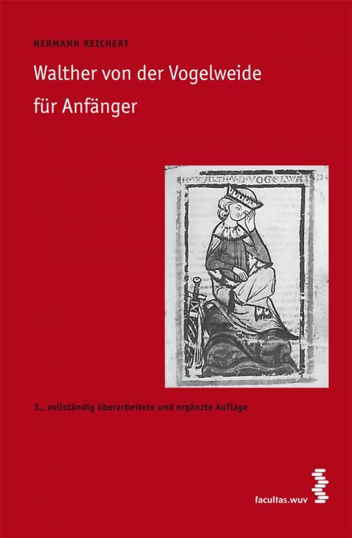 Walther von der Vogelweide für Anfänger cover