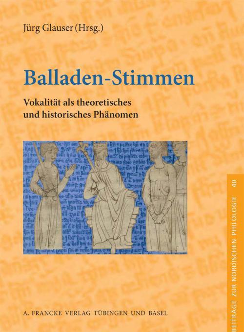 Balladen-Stimmen cover