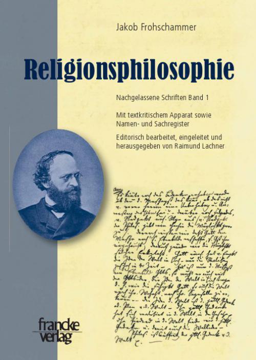 Religionsphilosophie cover