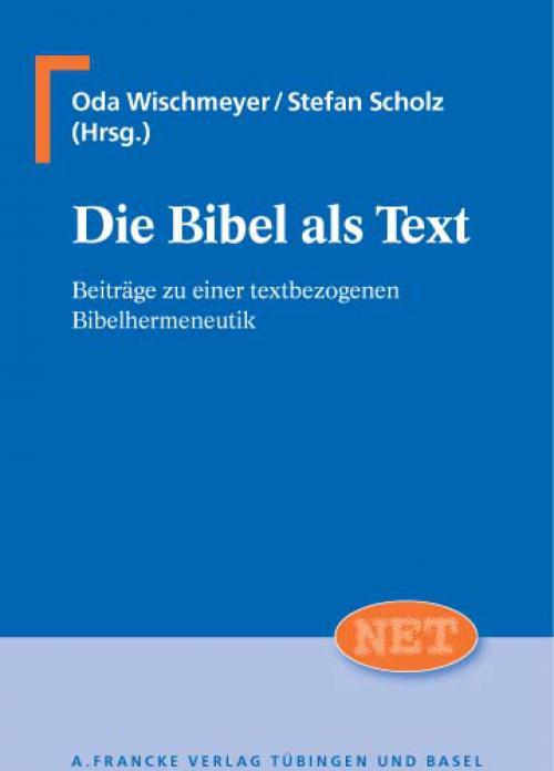 Die Bibel als Text cover