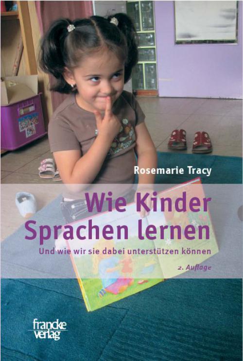 Wie Kinder Sprachen lernen cover