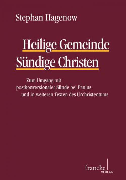 Heilige Gemeinde – Sündige Christen cover