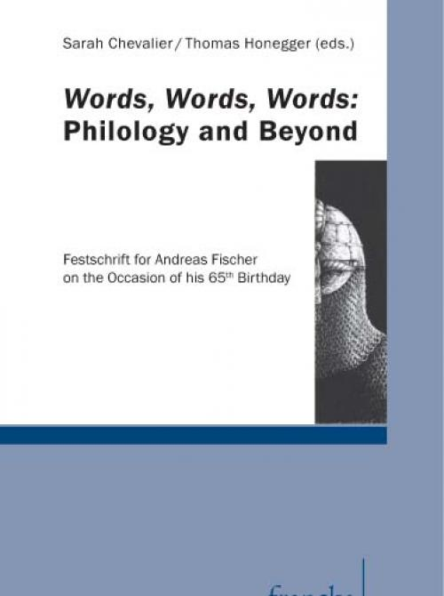 Words, Words, Words Philology and Beyond cover