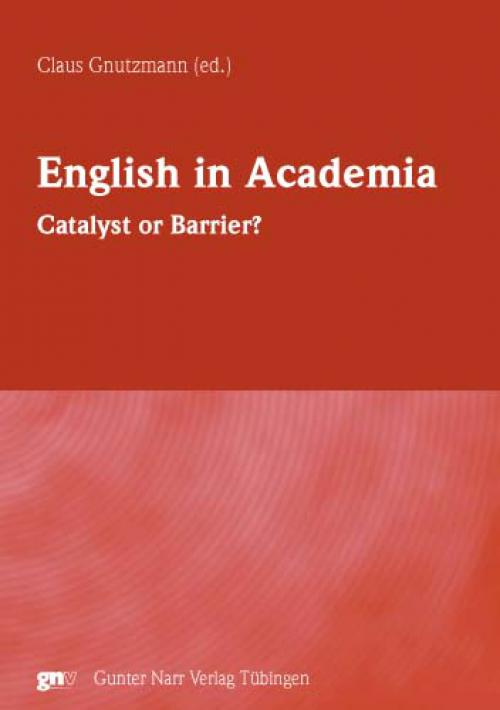 English in Academia. Catalyst or Barrier? cover