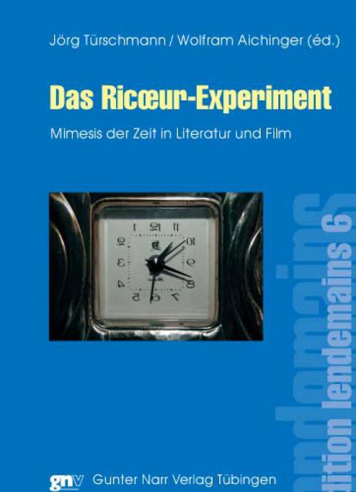 Das Ricœur-Experiment cover