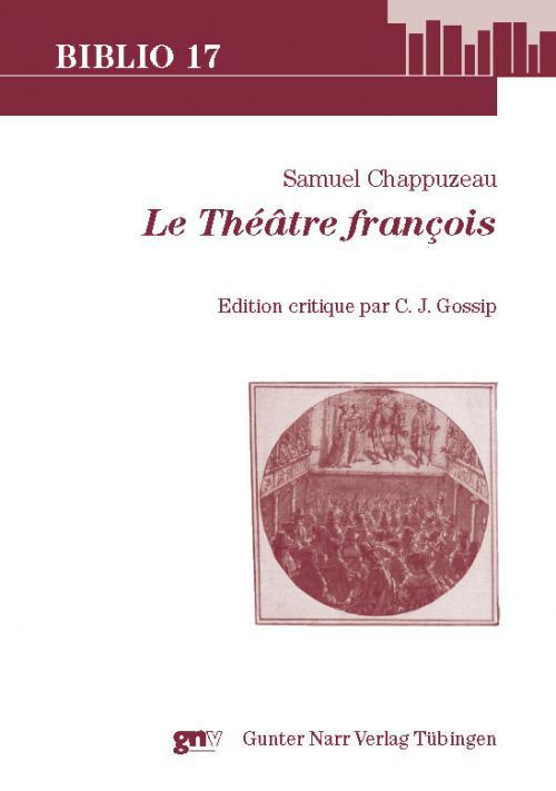 Le Théâtre françois cover