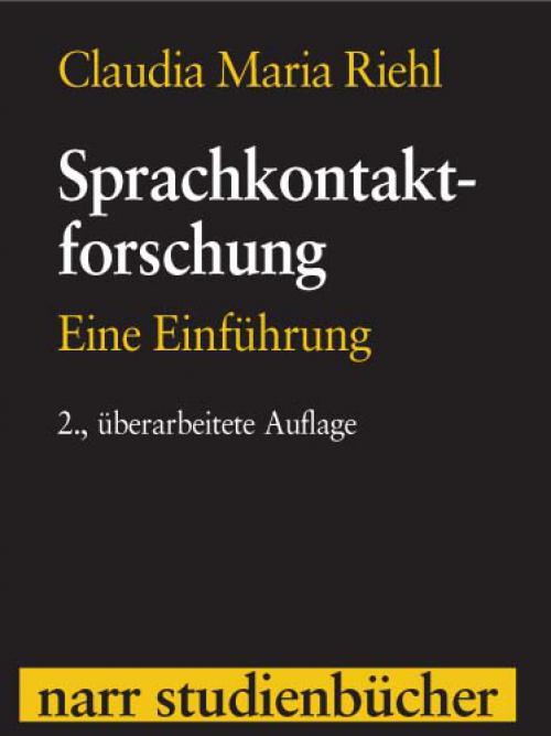 Sprachkontaktforschung cover