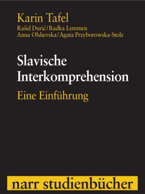 Slavische Interkomprehension cover