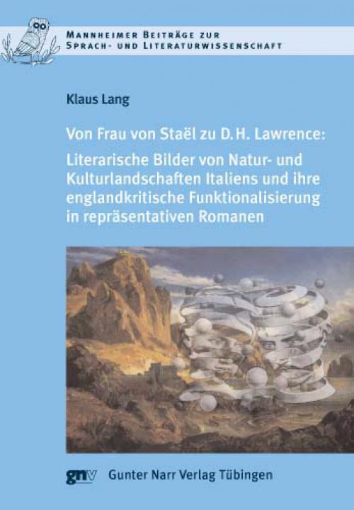 Von Frau de Staël zu D.H. Lawrence cover