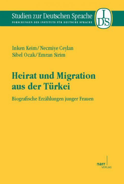 Heirat und Migration aus der Türkei cover
