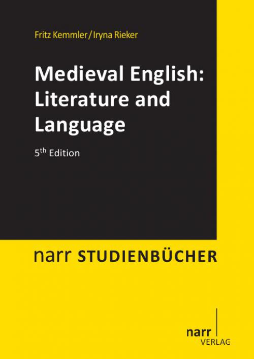 Medieval English: Literature and Language cover