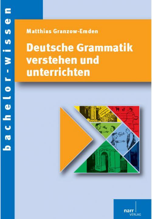 Deutsche Grammatik verstehen und unterrichten cover