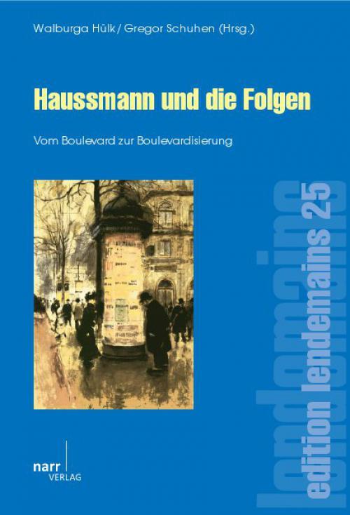 Haussmann und die Folgen cover