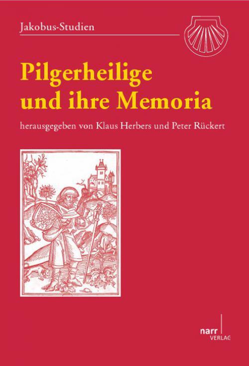 Pilgerheilige und ihre Memoria cover
