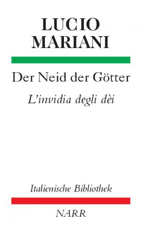 Der Neid der Götter / L'invidia degli dèi cover