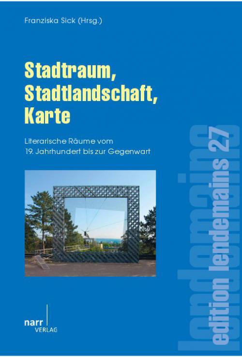 Stadtraum, Stadtlandschaft, Karte cover