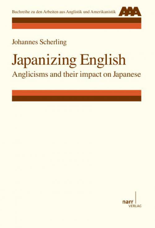 Japanizing English cover