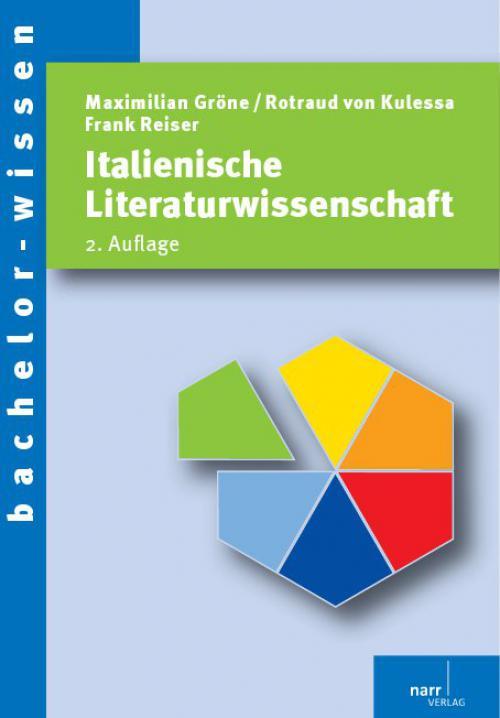 Italienische Literaturwissenschaft cover